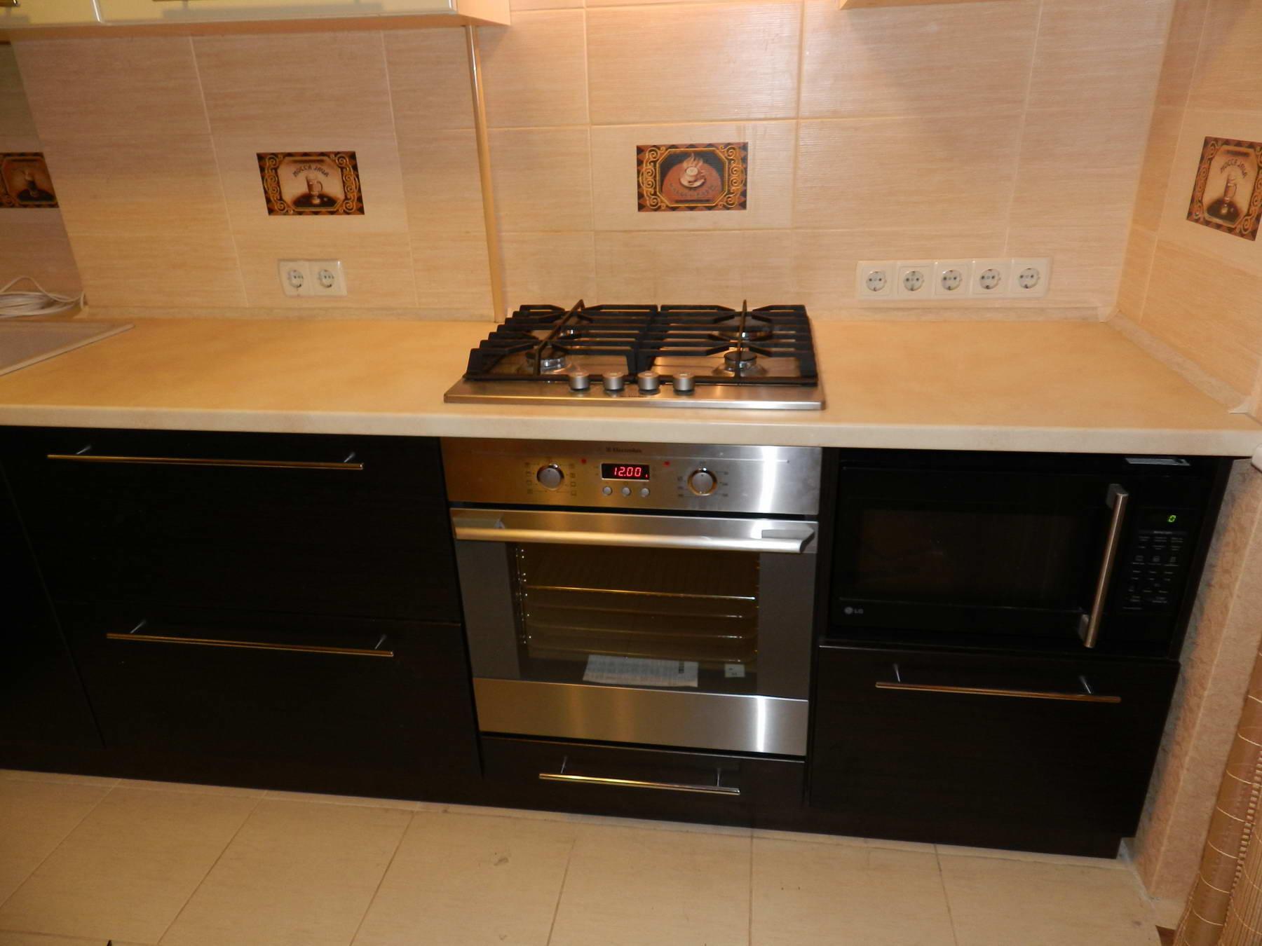 Кухня Альбина