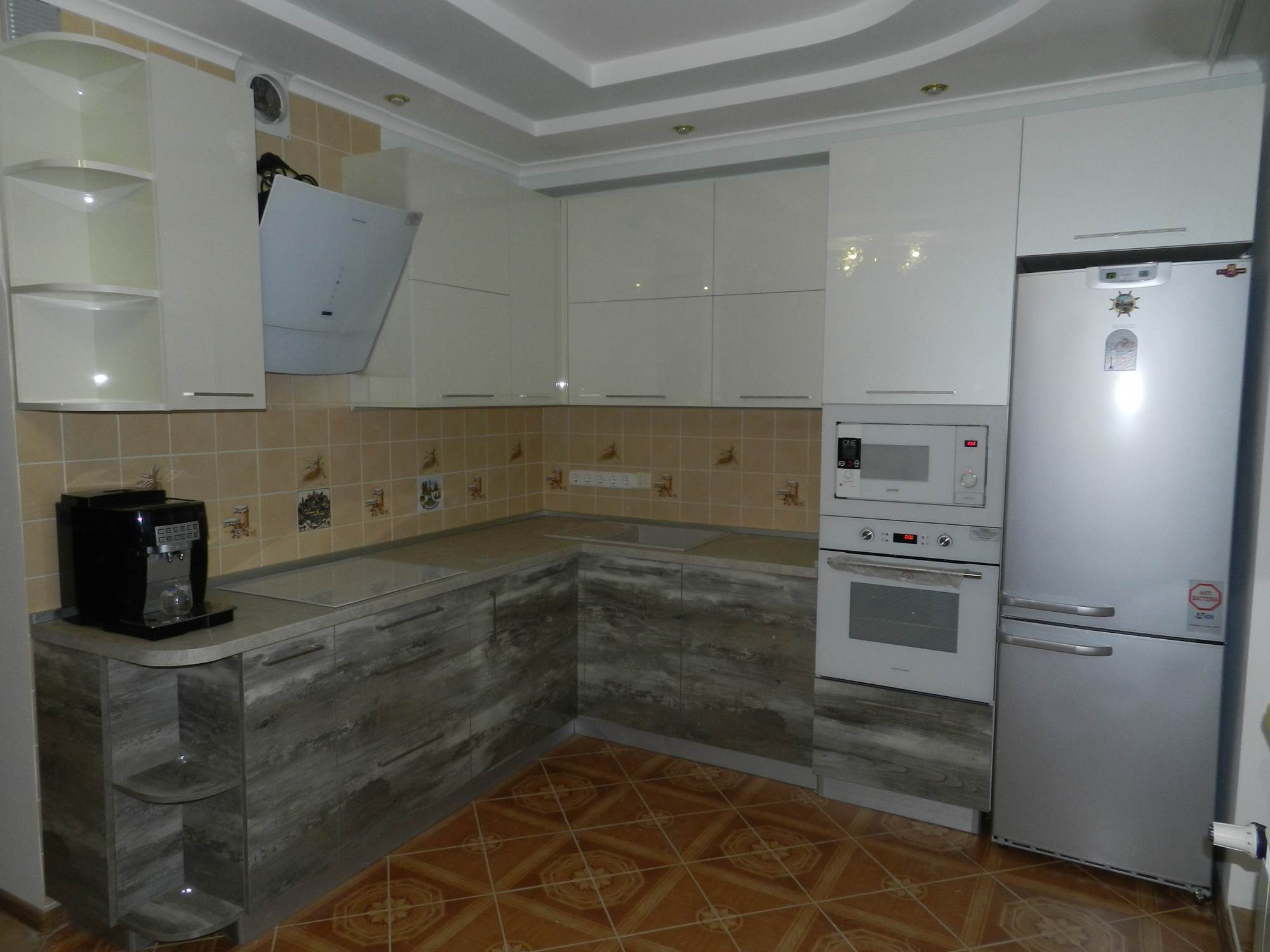 Кухня Даниелла
