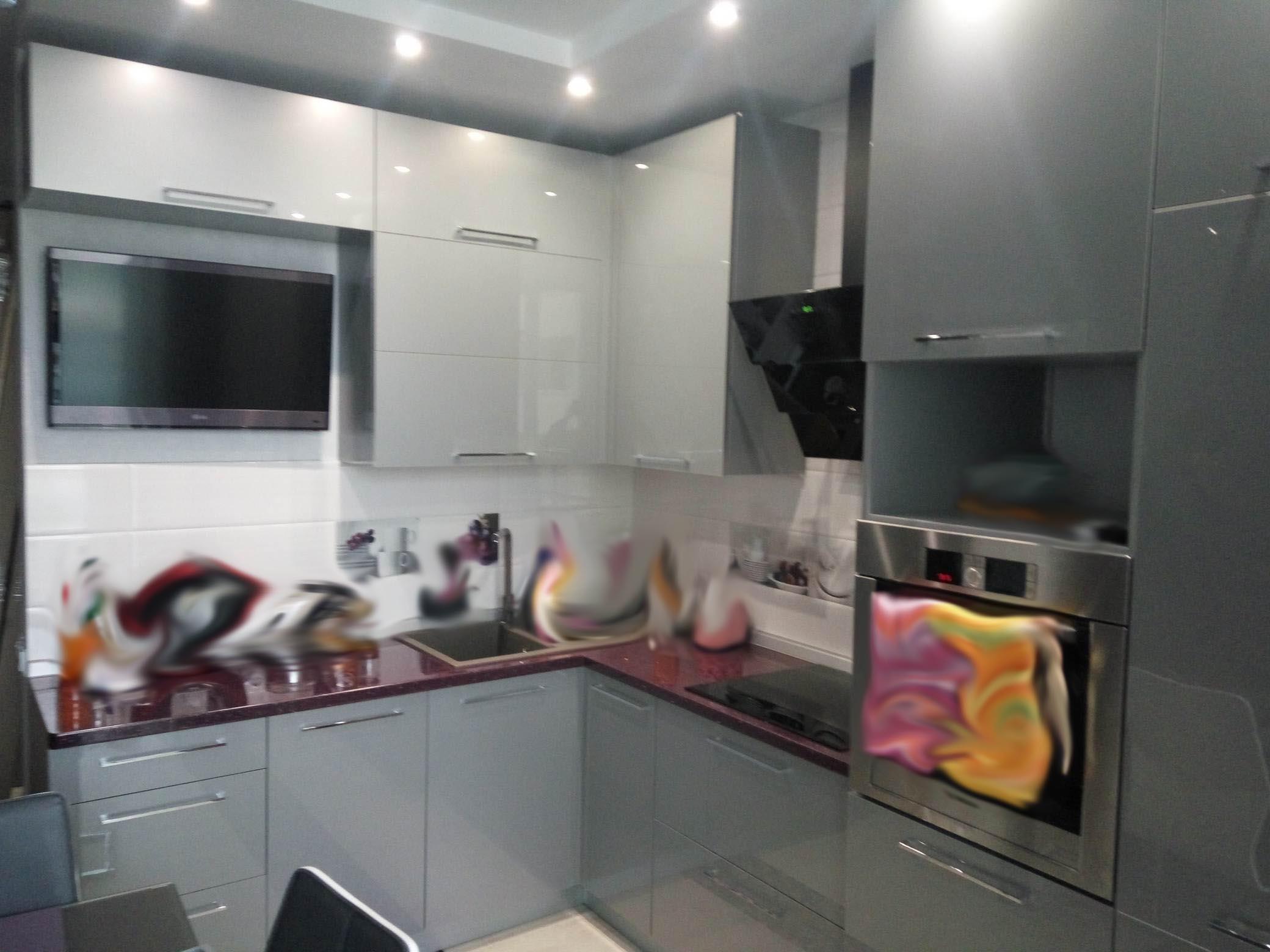 Кухня Минохром