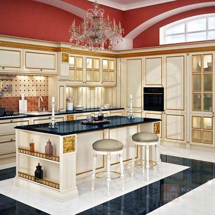 Кухня Золотинка