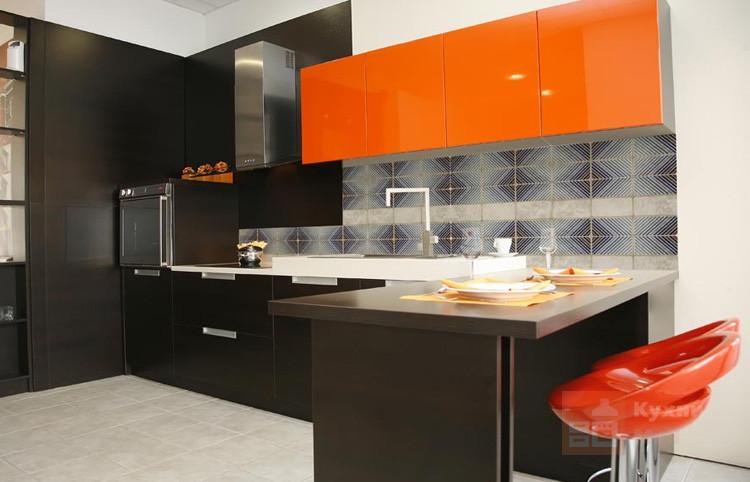 Кухня Шоколад с апельсином