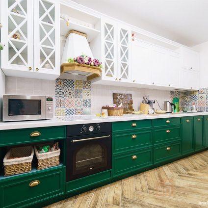 Кухня Элегантные каллы