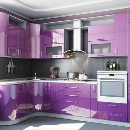 Кухня Нежное объятие