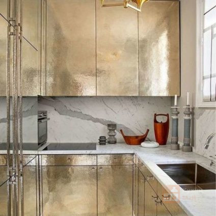 Кухня Блеск металла
