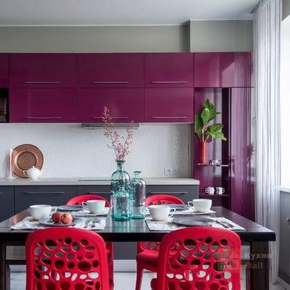 Кухня Ароматный гиацинт