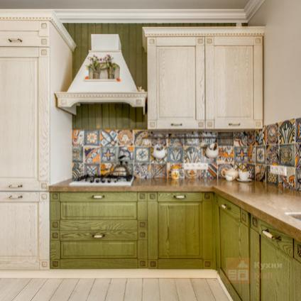 Кухня Венок омелы