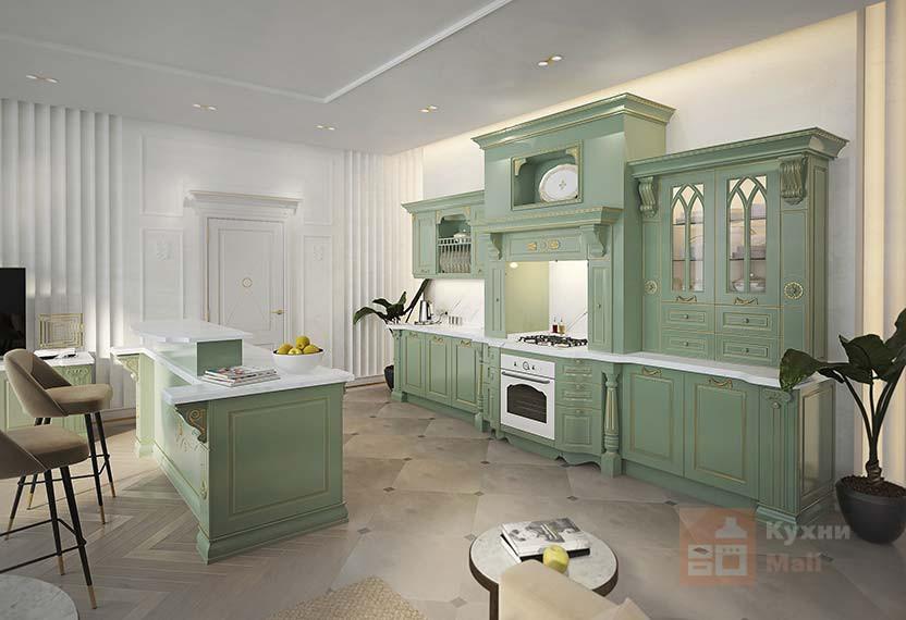 Кухня Крыжовник
