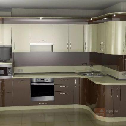 Кухня Ванильный латте