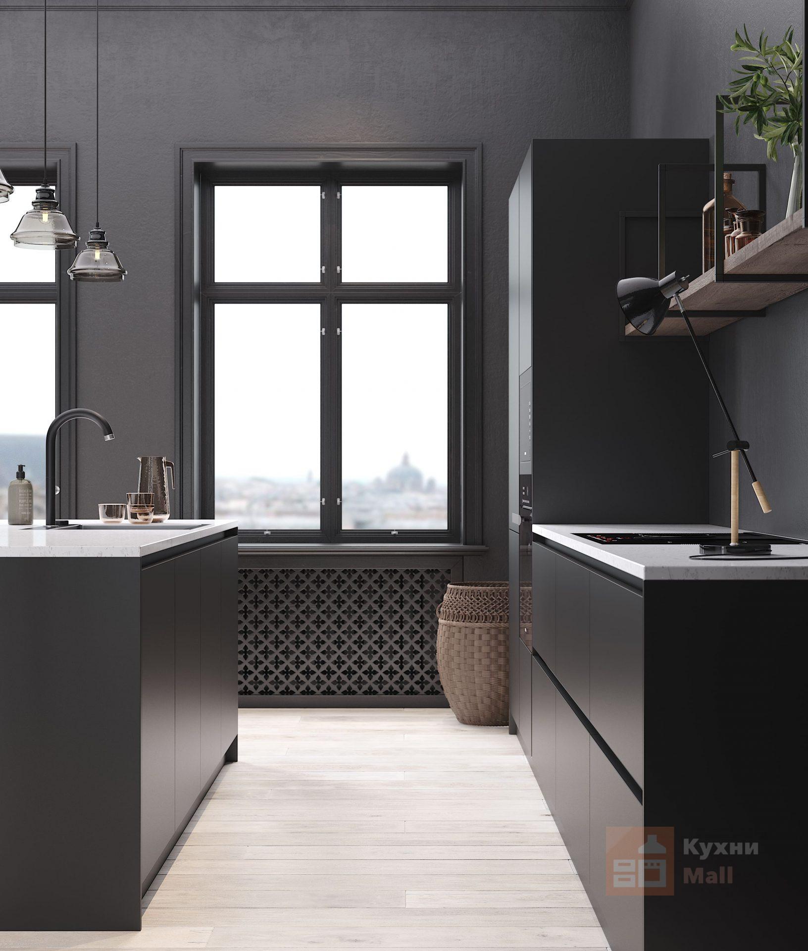 Кухня Черноплодная рябина